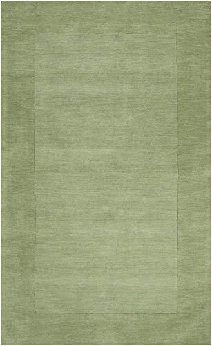 - Solid & Border Area Rug Rectangle 10' x 14'