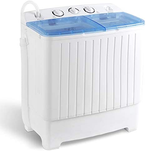 SUPER DEAL Compact Washing Machine product image