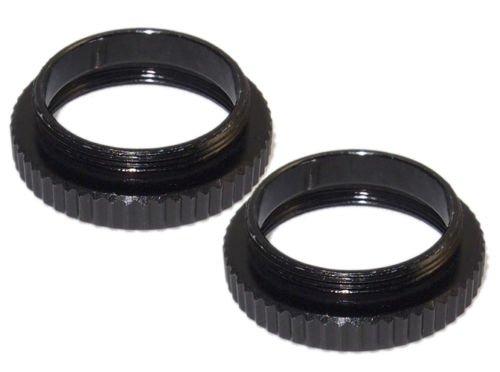 Lens Adapter Ring Tube - Evertech 2 Pcs 5mm CCTV Camera C-CS Lens Adapter Ring Extension Tube CS to C Mount Lens