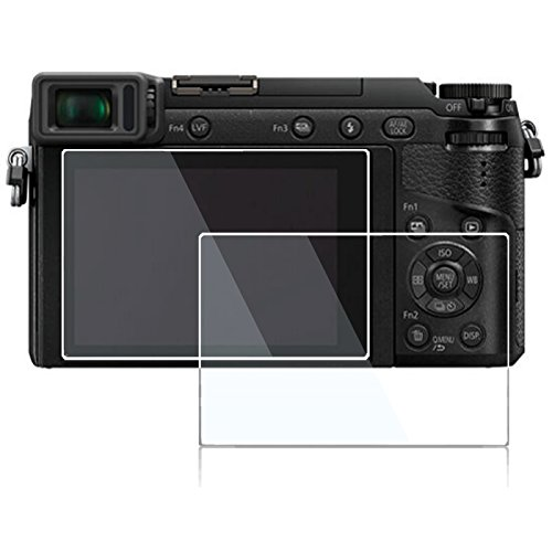 Screen Protector for Panasonic Lumix DMC-GX8 G9 G85 G7,desous Anti-finger Optical Tempered Hard Protective Cover