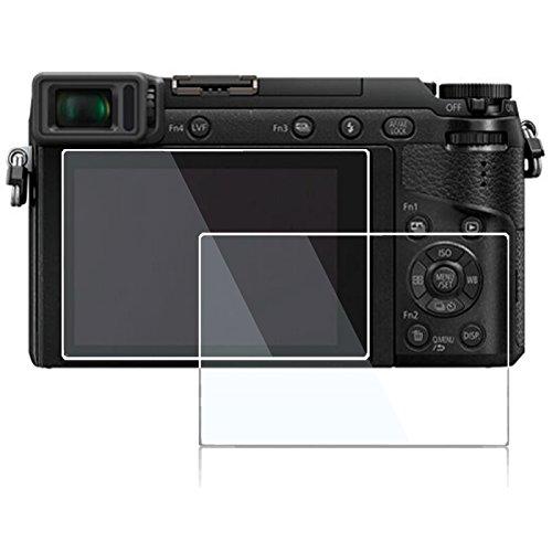 Screen Protector for Panasonic Lumix DMC-GX8 G9 G85 G7,desous Anti-finger Optical Tempered Hard Protective Cover