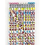 Best Fun Express 1st Birthday Gifts - Fun Express Wooden Happy Birthday Pencils (24 Piece) Review