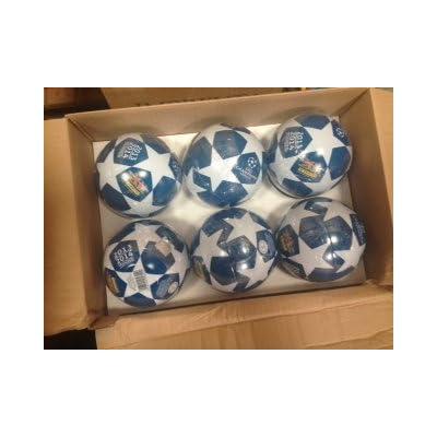 Tin Ball RARE Adrenalyn XL by PANINI UEFA Champions League 2013/2014 LE 10 packs: Sports & Outdoors
