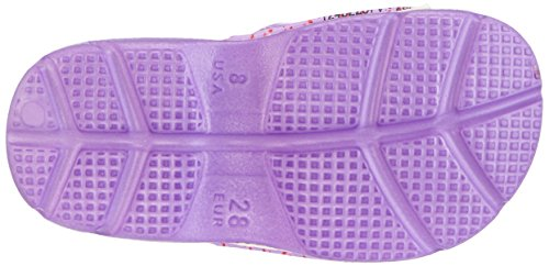Prinzessin Lillifee 170102 - zuecos de material sintético niña Violeta - Violett (Lila)