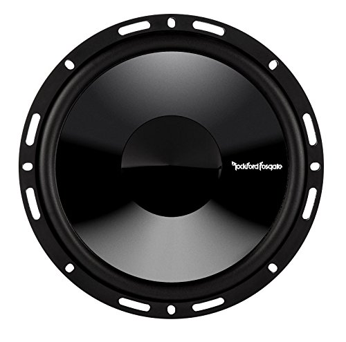 Rockford Fosgate Punch P165-SE 240W 6.5'' Punch Series Euro Fit Compatible 2-Way Component System w/ External Crossover Network by Rockford Fosgate