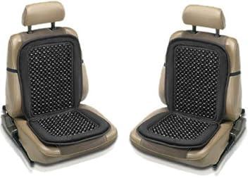 Universal Comfortable Car Van Seat Cover Black Massage Health Cushion Protector