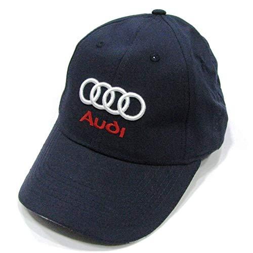 Color Negro AUTO Gorra de b/éisbol con dise/ño de Logo de Quattro
