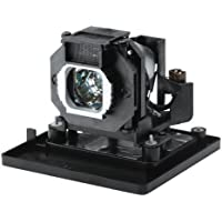 Mogobe ET-LAE1000 Compatible Projector Lamp with Housing for Panasonic PT-AE1000, PT-AE2000, PT-AE3000 Projectors