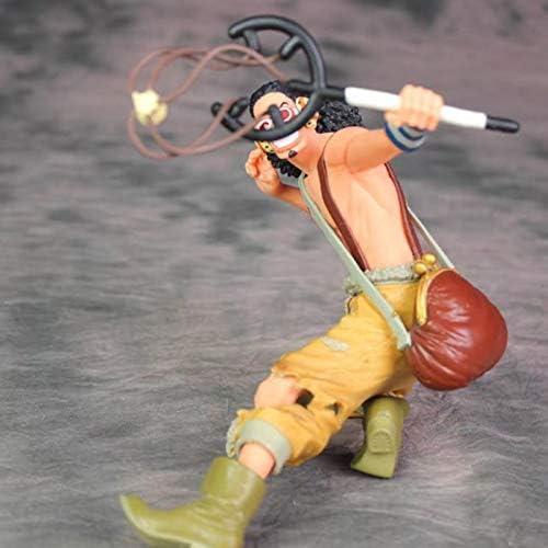 HUOQILIN Pirates/Usopp One Piece anime model speelgoed/stripfiguur model standbeeld games/Souvenirs/Collectibles/Ambachten