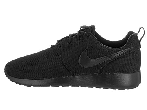 35 Roshe Green Enfant EU Black Red Classic Chaussures Noir Shoe de Mixte Nike White 5 Running Varsity Noir One GS adBq8Uw7
