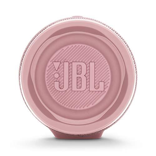 JBL Charge 4 – Waterproof Portable Bluetooth Speaker – Pink