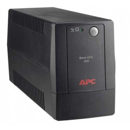 UPS APC BX600L-LM Back-UPS 600VA 120V 300W by APC