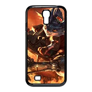 League of Legends(LOL) Rumble Samsung Galaxy S4 9500 Cell Phone Case Black DIY Gift pxf005-3574579