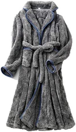 ガウン バスローブ あったか 厚手 冬 防寒 ふかふか フランネル ルームウェア メンズ レディース カップル リラックス 湯上り着 部屋着 結婚祝い プレゼント