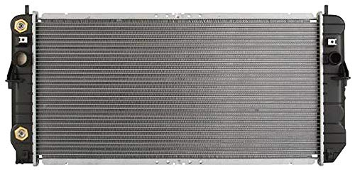 (Automotive Cooling Brand Radiator For Cadillac DeVille Oldsmobile Aurora 2491 100% Tested)