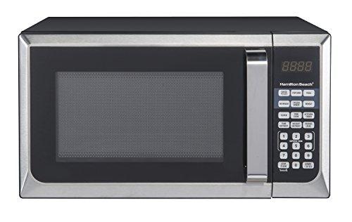 Hamilton Beach 0.9 Cu. ft. Stainless Steel Microwave Oven