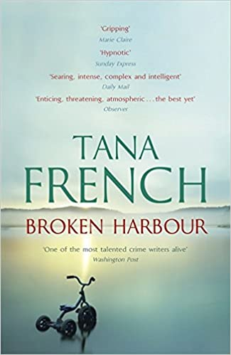 Image result for broken harbour tana french cover