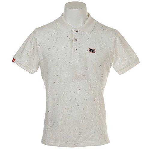 ロサーセン ゴルフウェア ポロシャツ 半袖 カラーネップカノコポロ 044-27342 05オフ 52(O)
