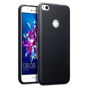 Huawei P8 lite 2017/Honor 8 Lite Slim Fashion Back Case by JBQ - Black
