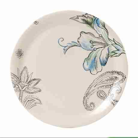 ion, Floral Dinner Plate, Pastel ()