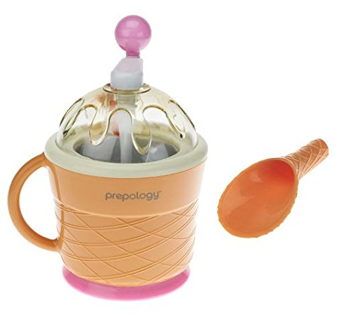 Prepology Ice Cream Maker 1.5 Pint Quick Freeze Ice Cream Maker Deni