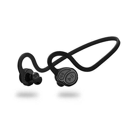 Wireless Stereo Sports Bluetooth Headset With MIC Earphone Earbuds Sport Headphones, Over-Ear Noise Cancelling and Lightweight Headsets
