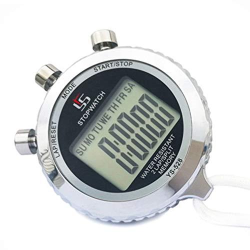Clispeed Sport Stopwatch Timer Digitale Stopwatch Timer Lopende Timer Countdown Timer Voor Sportgame School Sportgame