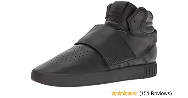 meet ee945 a4447 Amazon.com  adidas Originals Mens Tubular Invader Strap Shoes  Fashion  Sneakers