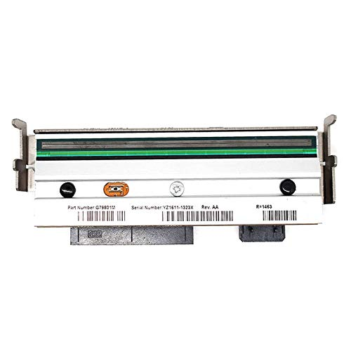 Xligo ZM400 Printhead for Zebra ZM400 305dpi Thermal Barcode Label Printer Compatible Printer 79800M,Warranty 90days