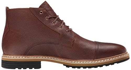 Timberland West Haven Waterproof Mens Chukka Boot Dark Brown Full Grain