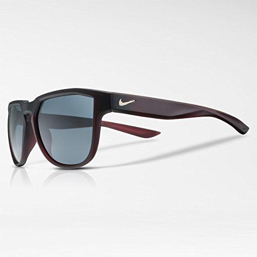 Nike Sonnenbrille (NIKE FLY SWIFT EV0926) MATTE RED W/DARK GREY LENS
