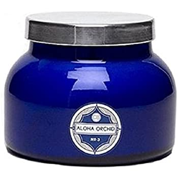 Aspen Bay Jar Volcano Candle, 19 Ounce, Capri Blue