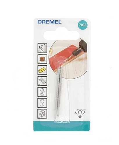 7103 Dremel 26157103JA Muela de diamante 2 mm 2.0mm