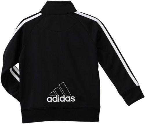 Conjunto de pantalón pantalón y pantalón de pantalón adicción para niños negro pequeños de adidas, negro/ blanco, 3T e8f9c66 - allpoints.host