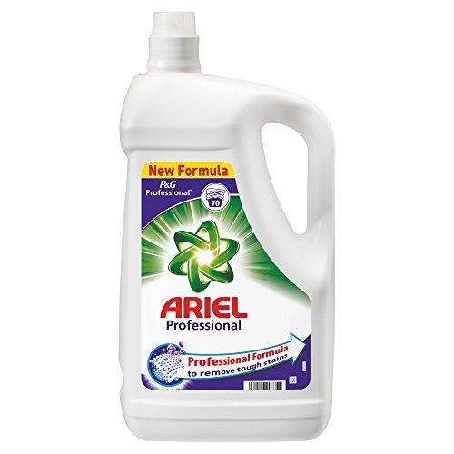 Ariel Professional Regulär Flüssigwaschmittel, 2 x 70 Waschladungen, 2 x 4,55Liter