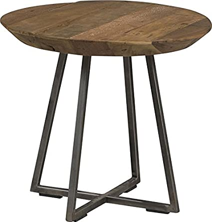 Amazon Com Dovetail Furniture End Table Dovetail Boyer Wood Top