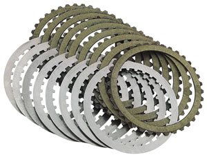 Barnett Performance Products Extra Plate Clutch Kit - Kevlar - 2006 Clutch