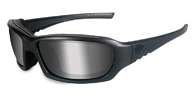 d585356f67ab Image Unavailable. Image not available for. Color  Harley-Davidson Gem Silver  Lens Sunglasses HDGEM04