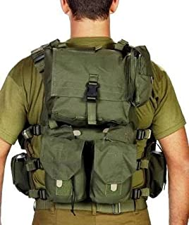 Amazon.com : Tactical Vest - G.I. Combat Harness - IDF Army Special