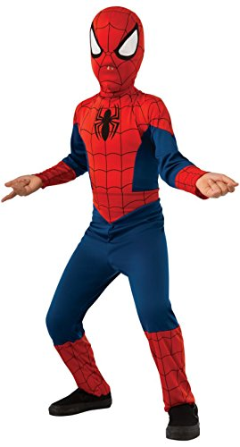 Rubies Ultimate Spiderman Boys Costume