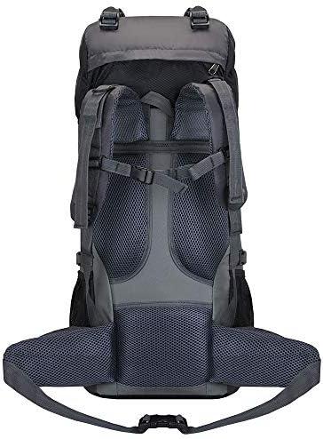 Details about  /60L Outdoor Travel Hiking Camping Backpack Waterproof Rucksack Trekking Bag Su