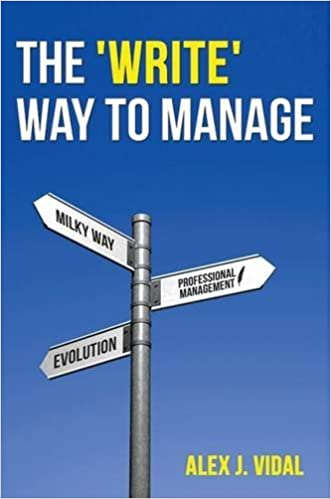 Book The 'Write' Way to Manage