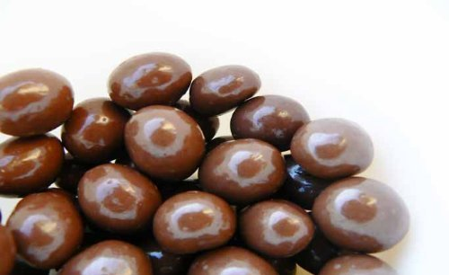 Milk Chocolate Covered Espresso Beans 5 Pound Bag (Bulk) by The Nutty Fruit House