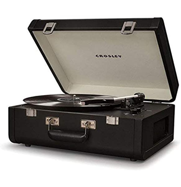 Crosley Bermuda Turntable with Aux-in, Bluetooth and removable ...