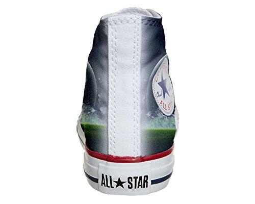 Converse All Star Customized - zapatos personalizados (Producto Artesano) con el mundo