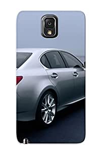 Forever Collectibles 2013 Lexus Gs 350 Hard Snap-on Galaxy Note 3 Case With Design Made As Christmas's Gift