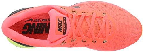807 Lunarglide Nike Herren volt Lava Black Mehrfarbig Hot Laufschuhe 6 z7Sxa7gq