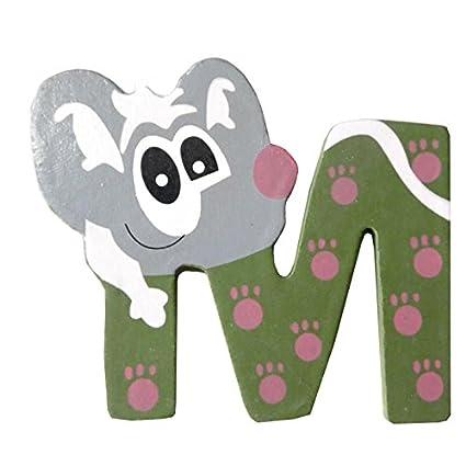 Legler Animal Letter M Childrens Furniture