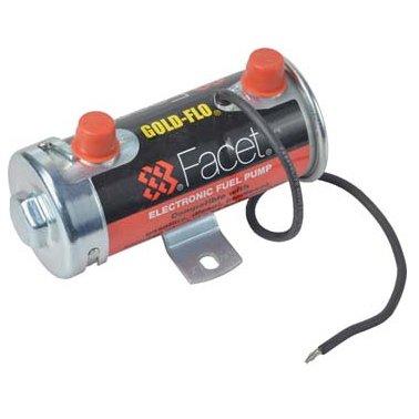 476087e Facet gold-flo Bomba de combustible, 12 V, 4.0 –  5.5 PSI, 36 GPH) 12V 4.0-5.5PSI 36GPH) Facet/Purolator