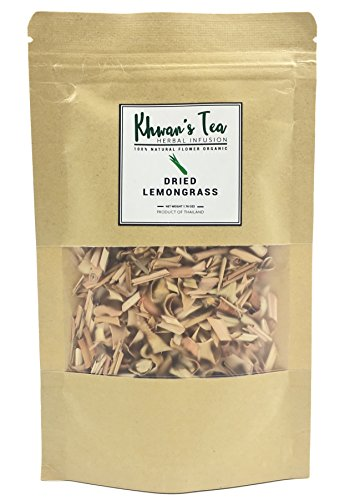 Price comparison product image Dried Lemongrass Herbal Decaf Tea ,  Herb for Cooking,  Handmade Soap 1.76 oz 100% Natural NonToxic GMO - Free Organic Botanical Natural Fragrant Kit Essential Oil,  Get Free Tea Filter Bags